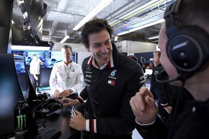 Will Wolff's absence affect Mercedes in Brazil?