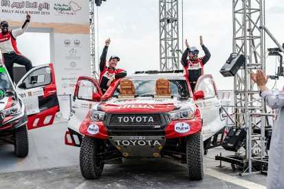 Why Alonso is already exceeding expectations in Dakar bid