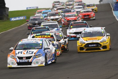 How those in the know ranked the BTCC's class of 2019