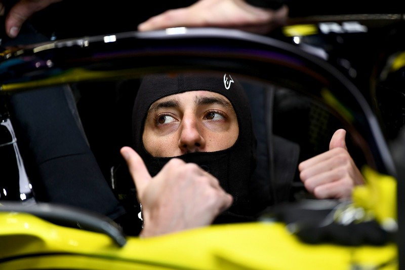 The major lesson Ricciardo learned in Renault's poor 2019