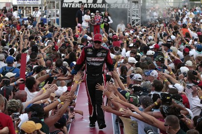 Was the 'Justin Bieber of NASCAR' the giantkiller of the decade?