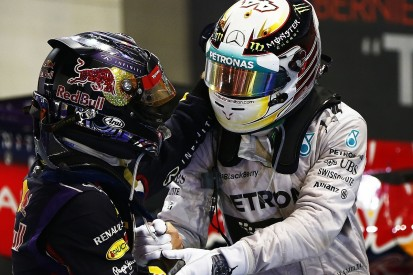 The two eras of dominance that defined a decade in F1