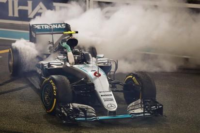 When Rosberg's retirement shocked the F1 world
