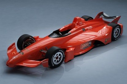 The all-star engineering vision that IndyCar rejected