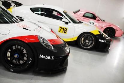 Testing the tiers of Porsche's motorsport ladder