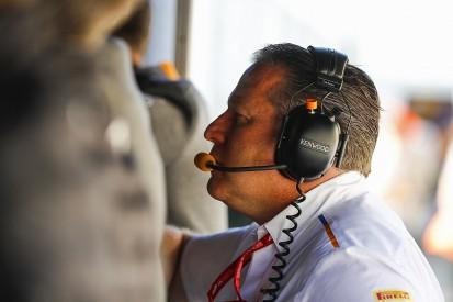 From washing cars to running McLaren