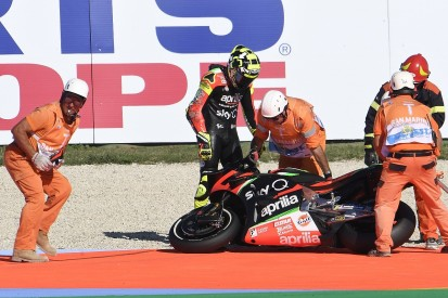Why keeping Iannone is more trouble for Aprilia than he's worth