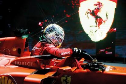 Is Ferrari's temperamental champion now yesterday's man?