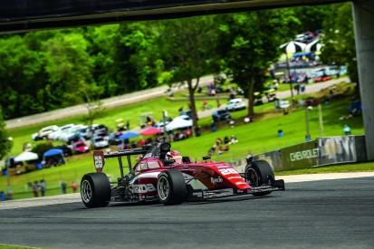 The junior single-seater ace chasing the American dream