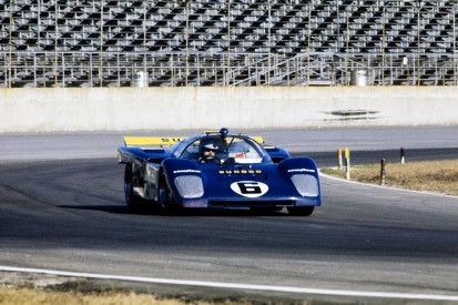 When Penske built the world's fastest Ferrari