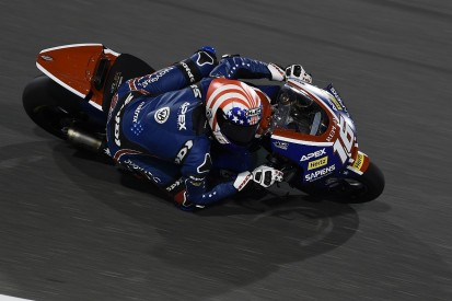 The rider beginning MotoGP's long-awaited American revolution