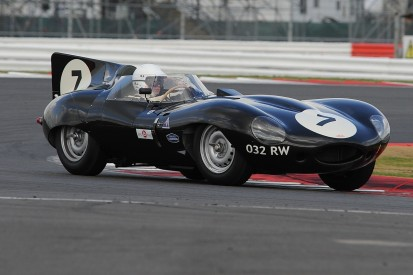 The historic racing ace keeping classic Jaguars winning