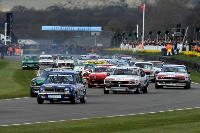 The indie rocker's renaissance in historic touring cars