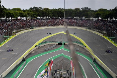 The F1 tracks that work in reverse