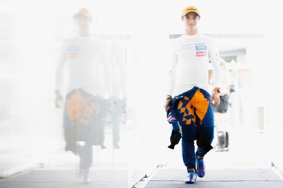The F1 leader who's arrived at a crucial time