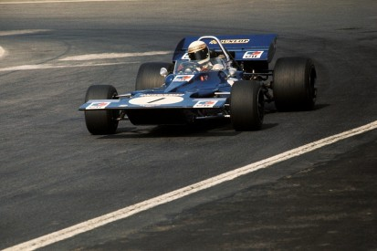 The secret Tyrrell that started an F1 dynasty