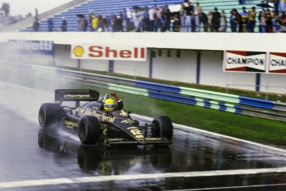 The Senna victory that outclassed Donington '93