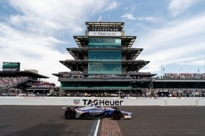 The underfunded Brit reminding IndyCar of his worth