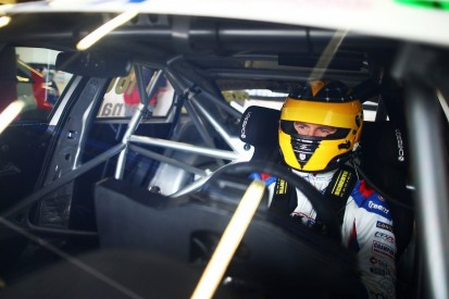 How a 35-year-old BTCC rookie came the long way round