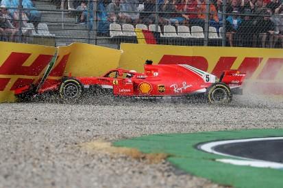 How Vettel's Ferrari dream died