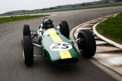 Formula 1's great Lotus landmarks - Lotus 25