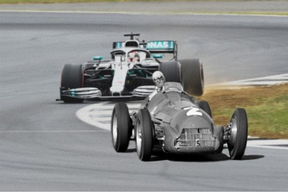 Why F1's transformation matters on its big birthday