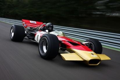 Formula 1's great Lotus landmarks - Lotus 49
