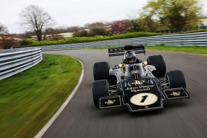 Formula 1's great Lotus landmarks - Lotus 72