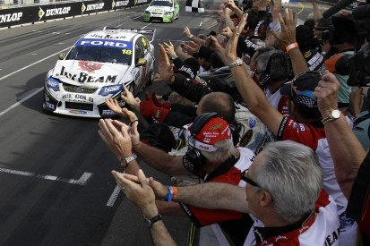The 10-year wait for a Supercars champion halted by coronavirus