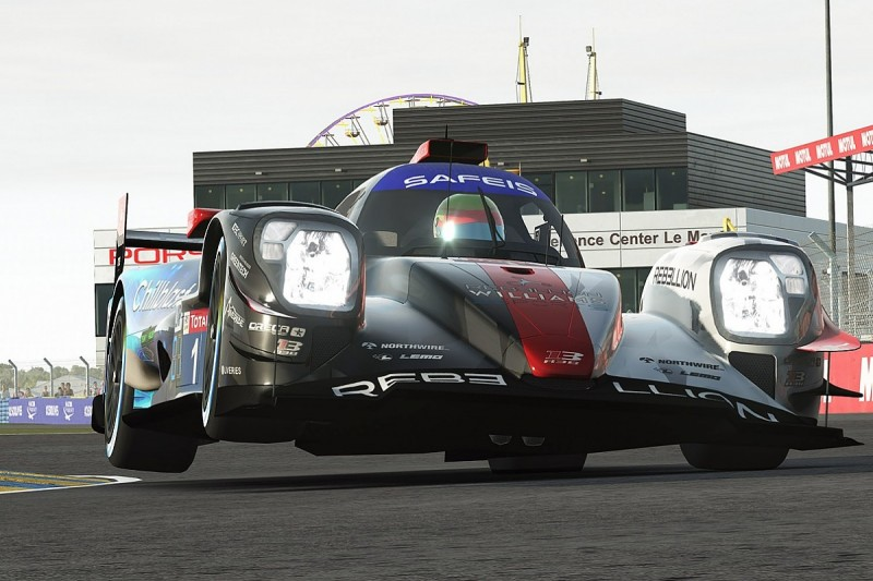 Analysis: How an unlikely tie-up won sim racing's biggest race