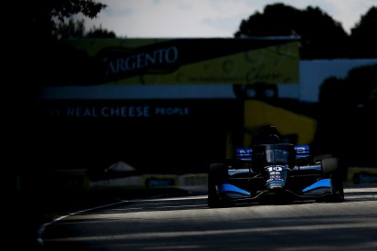 How IndyCar's newest winner conquered a crucial demon