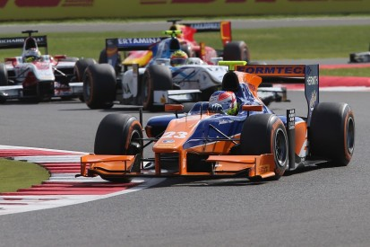 The British GP2 race-winner returning from five years in the wilderness