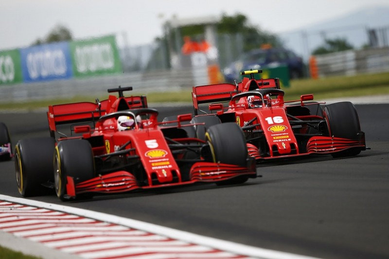 Why the jury's still out on Ferrari's updates - and may be for some time