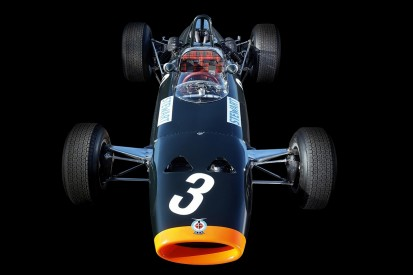 The last great BRM that got Stewart off the mark