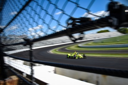 How the aeroscreen will change the Indianapolis 500