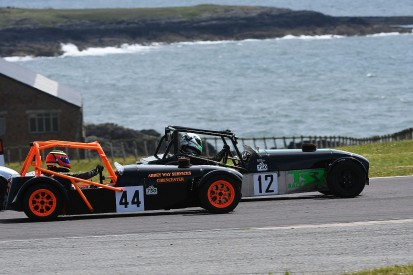 The battle to get racing restarted in Wales