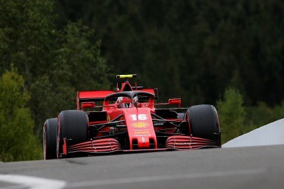 The Spa times that show how much Ferrari has lost in a year