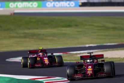 The bust and boom that will start Ferrari's second F1 millennium