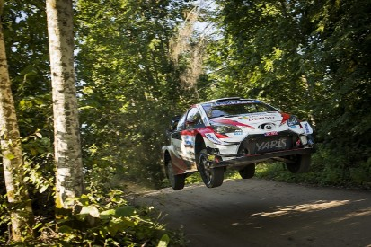 The past lessons Toyota must heed in the WRC title race