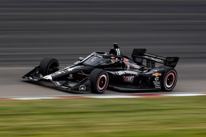The departing IndyCar hero who can't let go