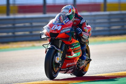 Is Aragon make or break for Dovizioso's MotoGP title hopes?