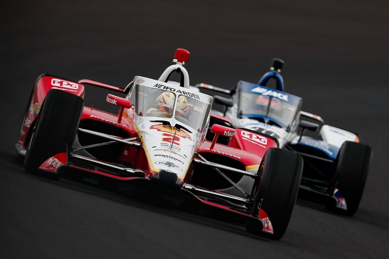 The balancing act required for improving racing at Indy