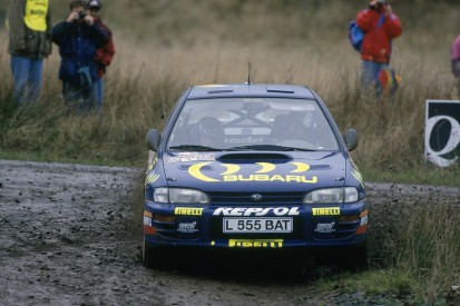 Colin McRae's 10 greatest rallies ranked