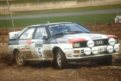 The Group B pioneer that transformed rallying forever