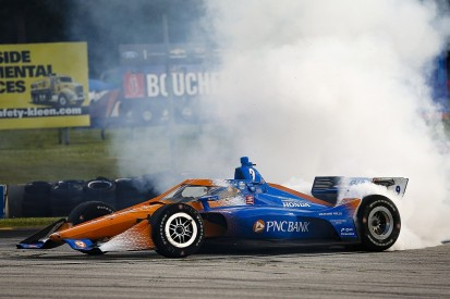 How Dixon held on in IndyCar's most unpredictable season