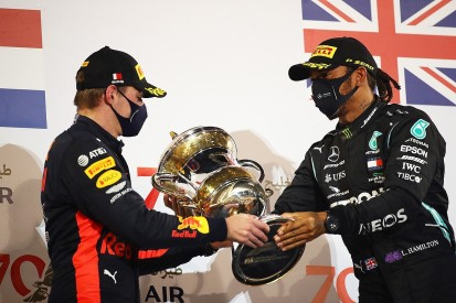Why Verstappen was frustrated to lose the race that followed Grosjean's escape