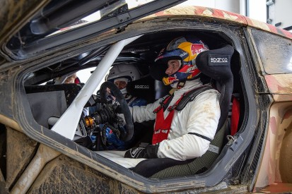 Why Loeb has joined forces with an old enemy for Dakar