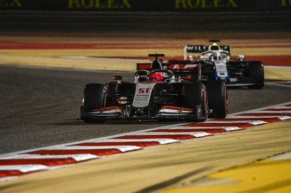 The challenges in getting a new driver up to speed in F1