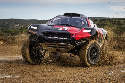 Driving the electric beast behind XE's off-road crusade