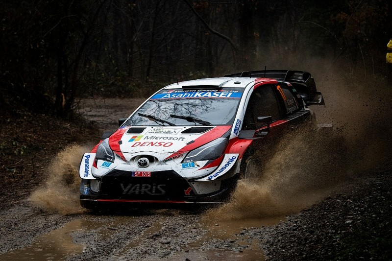 The twists and turns of a turbulent 2020 WRC season